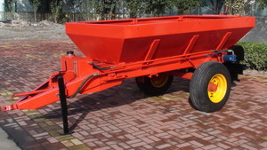 Wheeled Manure Spreader