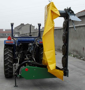 Verge Offset Disc Mower