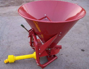 Round Mini Spreader