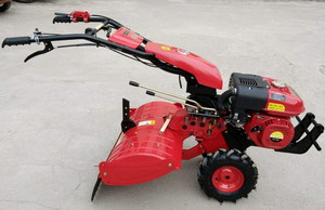 6-8HP Multifuctional Power Tiller