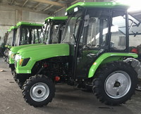 24-240HP Tractor