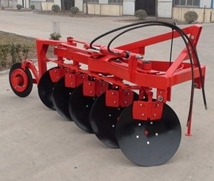 Bilateral Disc Plough